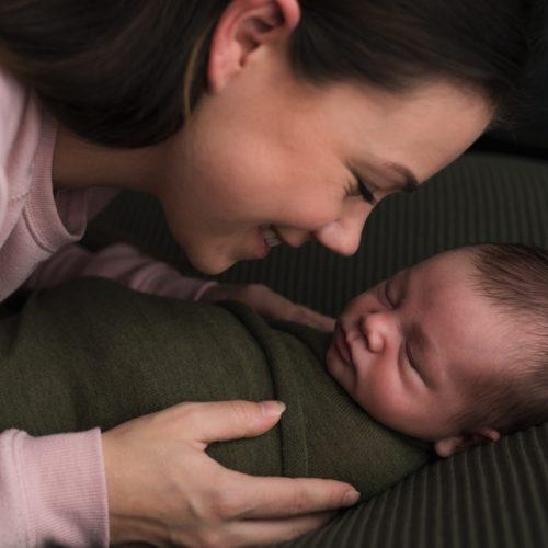 newbornfotos laten maken