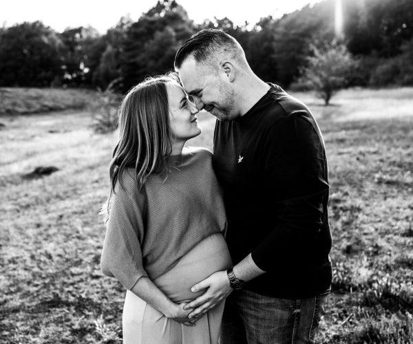 zwangerschaps foto's