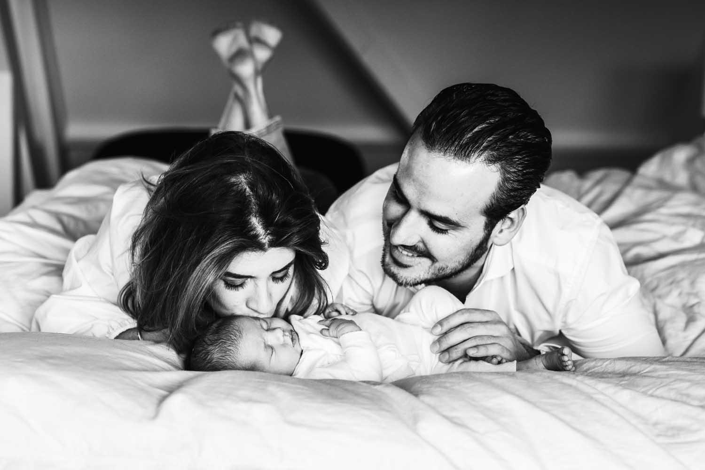newborn fotografie lifestyle