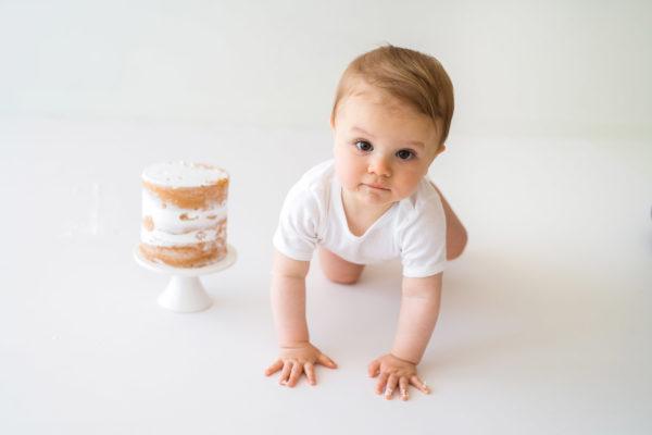 cake smash fotoshoot In limburg